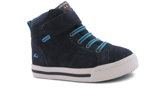 Viking Falcon GTX Shoes Kids Navy/Blue